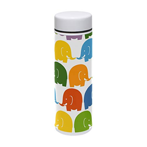 BENNIGIRY - Botella de agua térmica de doble pared con aislamiento al...