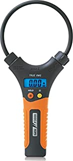 HT Instruments Current Clamp with Flexible Measuring Head 0.1A 3000Amp Clamp Meter, TRMS, Cat Iv 600V AC/F3000Price for 1Each (B01CKI8K1K) | Amazon price tracker / tracking, Amazon price history charts, Amazon price watches, Amazon price drop alerts