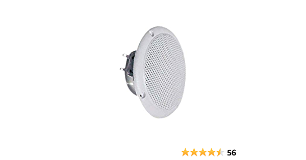 Visaton Fr 10 Wp 4 Ohm Wasserfester Breitbandlautsprecher Weiss Audio Hifi