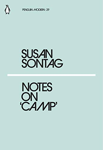 Notes on Camp (Penguin Modern) por Susan Sontag