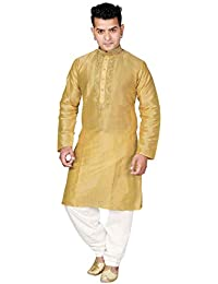 Desi Sarees Para Hombre Kurta Pijama Salwar Kameez Ropa de Fiesta 1845 8deec2d48e4