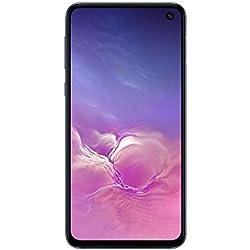 "Samsung Galaxy S10e Smartphone, Display 5.8"", 128 GB Espandibili, RAM 6 GB, Batteria 3100 mAh, Dual SIM, Android 9 Pie, Nero (Prism Black) [Versione Italiana]"