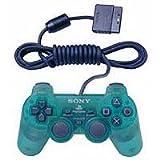 Sony Dual Shock Controller grün Gamepad 10 Tasten für PlayStation grün