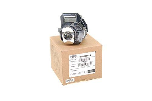 Alda PQ Referenz, Lampe für EPSON EH-TW2800, EH-TW2900, EH-TW3000, EH-TW3200, EH-TW3500, EH-TW3600, EH-TW3800, EH-TW4400, EH-TW4500, EH-TW5000, EH-TW5500 Projektoren, Beamerlampe mit Gehäuse