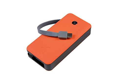 Xtorm USB-C Power Bank Air 6000, Externer Akku/Powerbank 6000 mAh, Handy Ladegerät, 2 USB Ports für iPhone XS Max/XR / XS/X / 8/7 / 6s / 6 Plus/iPad, Samsung Galaxy, Android und weitere Handys
