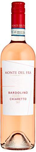 Monte del Fra Bardolino Chiaretto Italian Rosé wine 2018, 75 cl