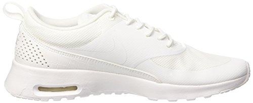 bianco Max 599 Marfim 409 Mulheres Nike Thea Tênis Air qR7xcS8P