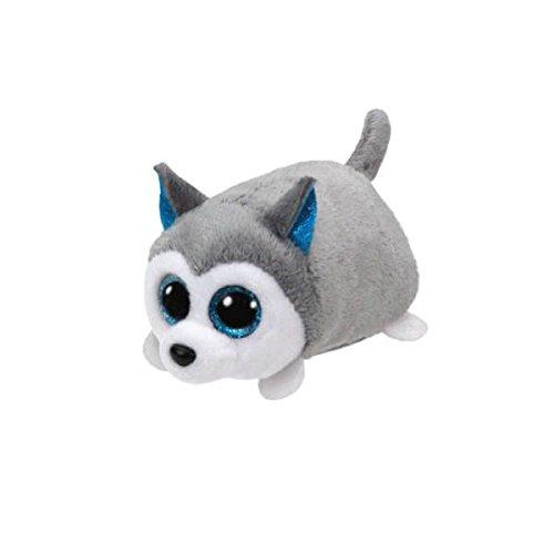 "Teeny Ty Dog Husky - Prince - 8cm 3"""