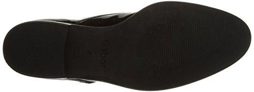Gabor Shoes B01515UGXE Damen Slipper Schwarz (schwarz 97)