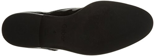 Gabor Shoes - Gabor Fashion 31.403, Mocassini da donna Black (schwarz 97)