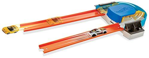 Hot Wheels - Accesorios para Pistas De Coches, Lanzadera a toda velocidad (Mattel FPG95)