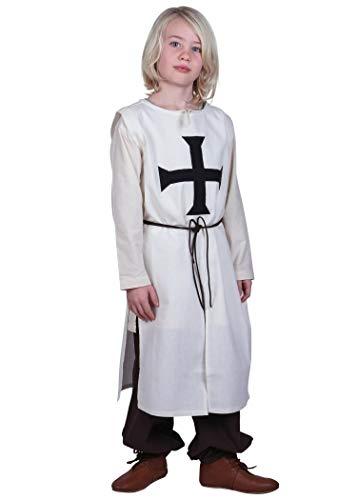 Battle-Merchant Kinder Wappenrock Alexander - Waffenrock Mittelalter LARP Ritter Kostüm - Ritter Kreuzritter Kostüm