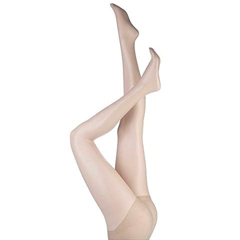 1 Paire Charnos Simply Bare Collants 7 Denier. Tonicité De La Peau Collant - Femme, Couleur Chair, L