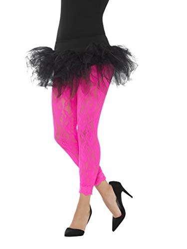 ahre Leggings, One Size, Neon Pink, 45130 ()