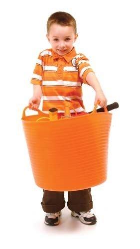 Childrens Playing actividad juguetes cubo contenedor Kids interior juegos de almacenamiento Tub