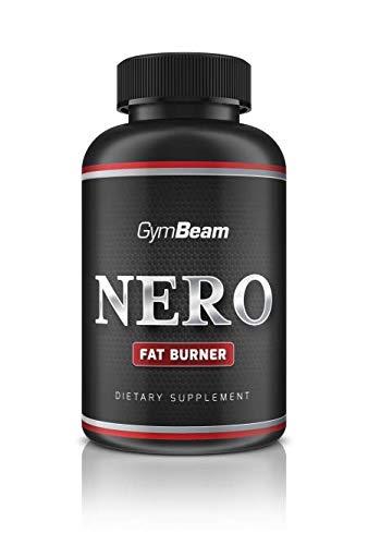 Gymbeam | fatburner | integratore effetto bruciagrassi estremo pillole dimagranti per perdere peso velocemente | per donna e uomo | pancia piatta | naturale