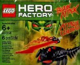 LEGO Hero Factory Conmocion Accessory Pack Exklusiv Artikel 40084 (Lego Hero Factory Brain Attack)