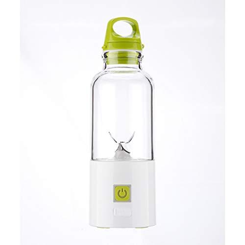Entsafter elektrischer kreativer mini tragbarer wasserdichter Entsafter green