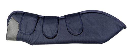 HKM 92576900.0652 Transportgamaschen Premium, dunkelblau