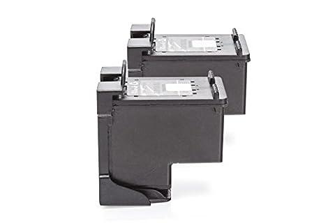 mipuu Cartouche d'encre remplace HP 301X L (02) 2x