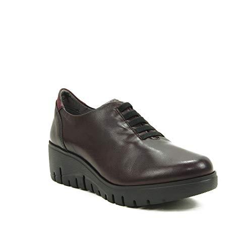 Zapatos para Mujer, Color Rojo, Marca FLUCHOS, Modelo Zapatos para Mujer FLUCHOS F0698 Rojo