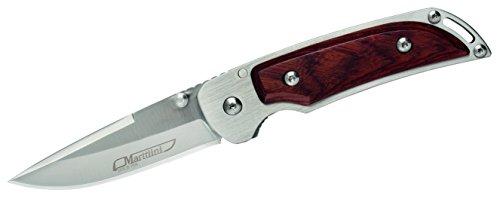 Marttiini Mfk2 mit Rosenholzschalen Einhandmesser, Mehrfarbig, One Size