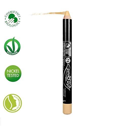 Purobio–lápiz corrector–19Verde olivastro