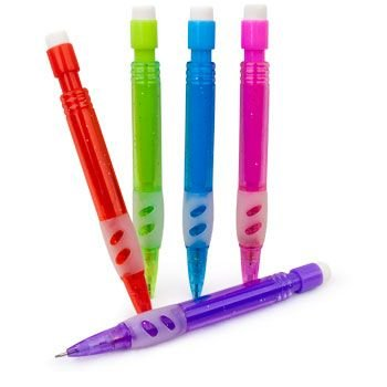 (Mini Grip Mechanical Pencils, 24 per unit)