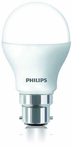 Philips 929001120214 B22 Base 5-Watt LED Bulb (Warm White)