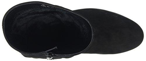 Gabor Damen Basic Stiefel Schwarz (80 Schwarz)