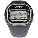 GPS Fitness Training Watch with Heart Rate Monitor, training software, bike mount - GH-625XT