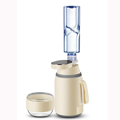 Instant Hot Water Dispenser mit Fast Boiling, Trockengeh- & Überhitzungsschutz, Ideal für Home Küche und Büro von Herstellung, Kaffee, Tee,Beige