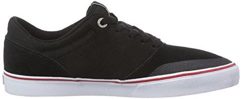 Etnies Marana Vulc, Chaussures de Skateboard Homme Noir (Black/White)