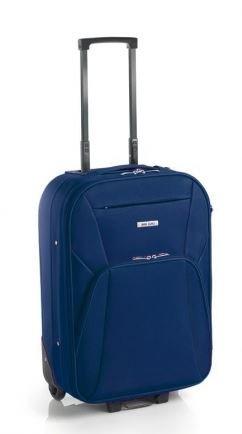 Maleta de 74cm, ultraligera de 3,7kg) 2ruedas color: azul