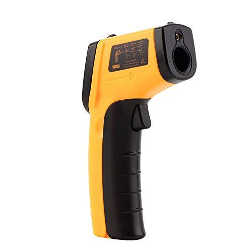 Lksiing termometro cucina termometro a infrarossi -58°f~716°f termometro digitale pistola laser lcd retroilluminato senza contatto per cucina forno barbecue