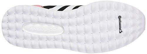 adidasLos Angeles - Scarpe da Ginnastica Basse Donna Nero (Core Black/Ftwr White/Peach Pink)