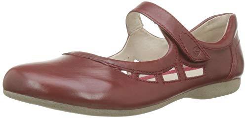 Josef Seibel Damen Fiona 55 Geschlossene Ballerinas, Rot (Rubin 396), 39 EU