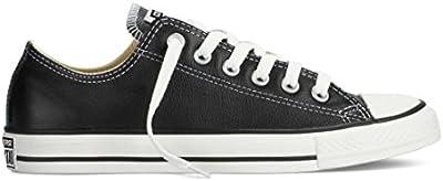 Converse Chuck Taylor Core Lea Ox - Zapatillas de cuero, unisex