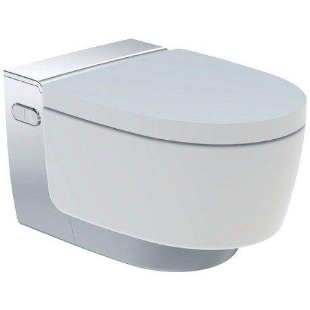 Geberit AquaClean Dusch WC Mera Comfort weiß-Alpin #146.210.11.1