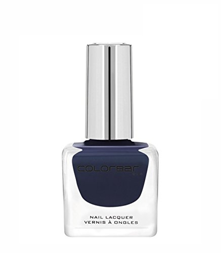 Colorbar CNL151 Luxe Nail Lacquer, Blue, 12ml