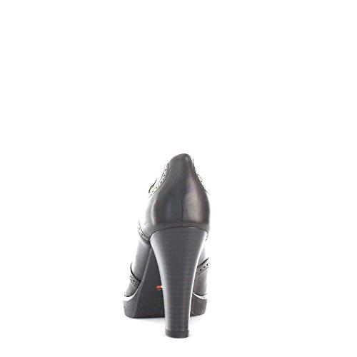 Nero Giardini A719122D Scarpe con Lacci Donna Nero