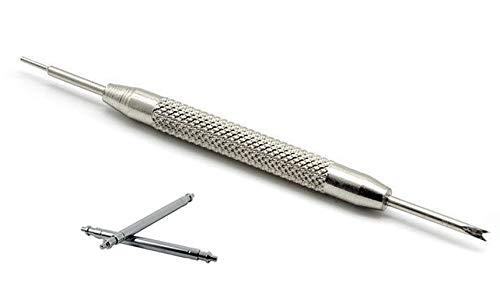 Werkzeug und Federstege 20mm Edelstahl (1,8 mm) 20 Werkzeuge