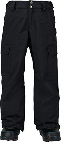 Burton Jungen Exile Cargo Pants Snowboardhose, True Black, M