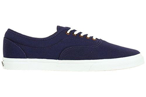 VANS LPE Sneaker skate canvas Skaterschuhe XHHDCJ blue Eclipse / Chambray