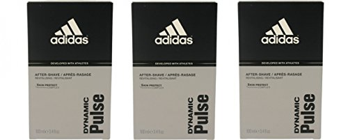 Adidas Dynamic Pulse After Shave, 3*100 ml -