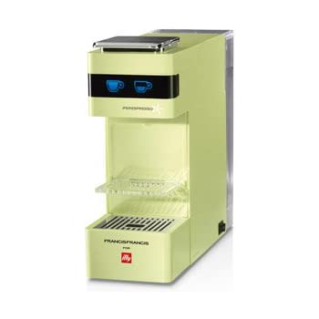 Francis Illy Y3 Iperespresso macchina caffè lime