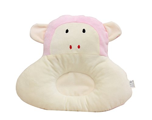 scheppend-baby-pillow-anti-roll-correction-slants-anti-spitspink-monkey