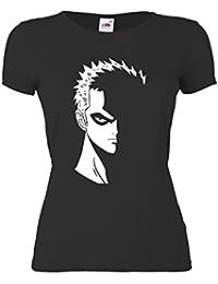 GIOVANI & RICCHI Zoro Damen T-Shirt Piece Ruffy Anime Manga Samurai Nami Fan luffy roro