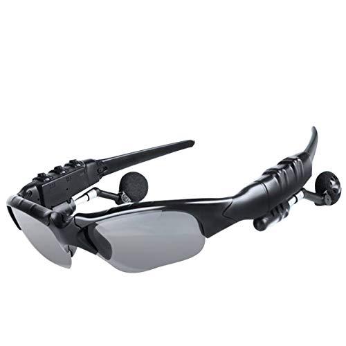 Tree-on-Life Brillen am Kopf Intelligente drahtlose Sprachnavigation In-Ear-Headset Polarisiertes Licht im Freien Sonnenbrille