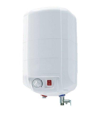 Eldom 72326NMP Warmwasserspeicher/Boiler 15L Übertisch druckfest, 230V, Weiß
